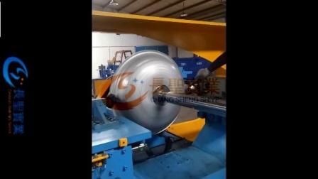 双刀重型旋压机 大型锅子旋压机