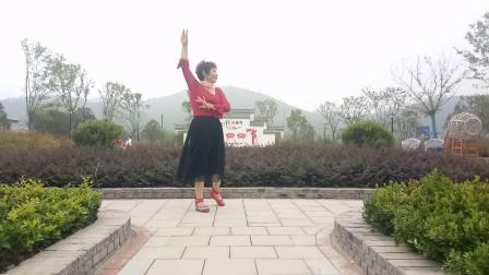 矾山镇乐华广场舞《缘》演示:黄定英。