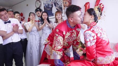 2019.9.14 海影婚庆 「王俊 王艳姝」婚礼快剪 21映像出品