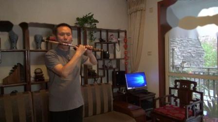 孤獨的牧羊人-笛子獨奏-琴臺樂坊