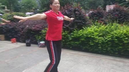 米云广场舞