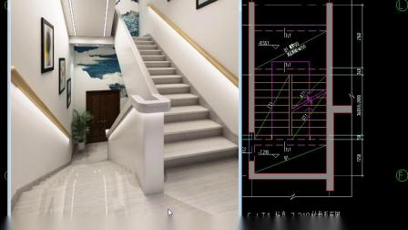 钢筋算量梯梁需要覆盖柱布置吗