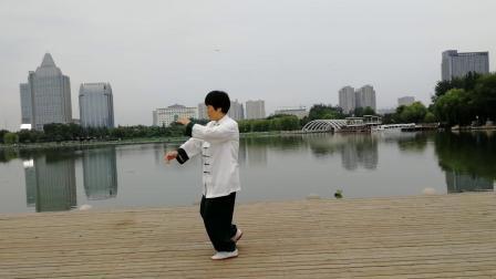 武氏太极拳28式