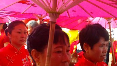 江西省吉安永丰县石马镇层山村-第一届外嫁女回娘家活动3(本视频由郭发贵拍摄及上传)