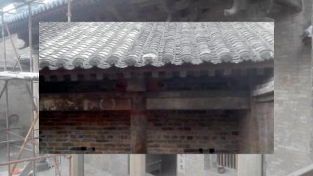 山西新绛城隍庙、绛州大堂、绛州三楼、晋城泽州西岭头玉皇庙工地旅游纪念相册