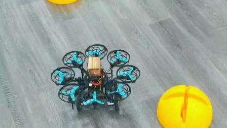首次挑战制作空陆两用无人机,太赞啦!