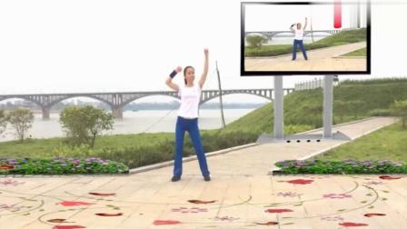 健身舞《蹦蹦蹦》简单易学,每天蹦一蹦,生活烦脑