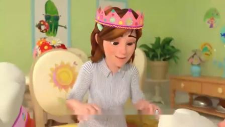 森森英语儿歌《做蛋糕》《十只小鸭子》