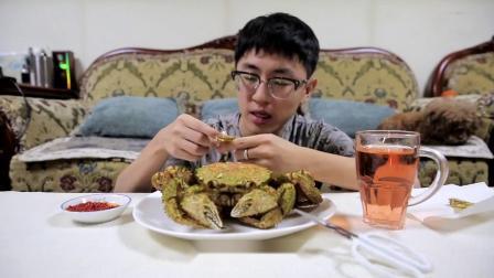 【大祥哥来了】试吃超大北海道红毛蟹简直太美味了!