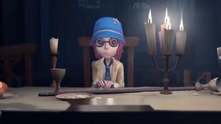 黑猫玩游戏 第五人格:富江故事改编,熊孩子分了她的蛋糕,富江