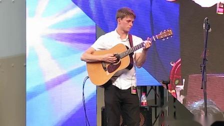 【Strawberry Alice】雪佛兰2019天地世界音乐节:RURA 英国,2019-09-14 上海黄浦区新天地