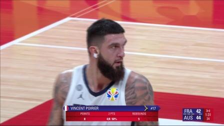 Australia vs France - 15/09/2019