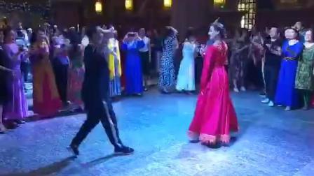 最美新疆舞