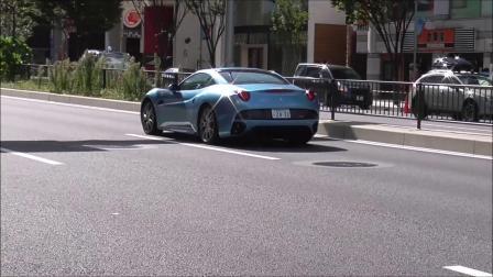 Pagani Huayra Zonda 488Pista【SuperCar Shot】TOKYO SuperCars 都内スーパーカー Lamborghini