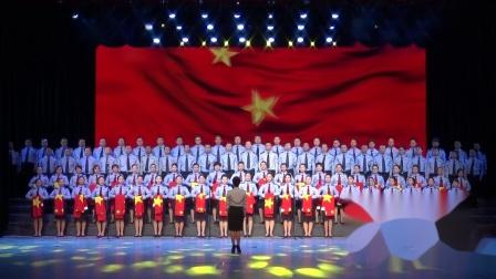汉中市税务局荣获全市大合唱比赛第一名