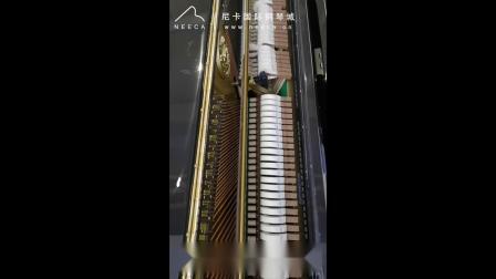 尼卡钢琴ku-50音色鉴赏