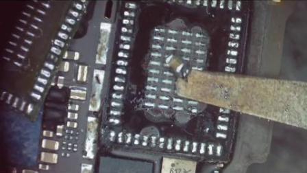 长沙速为维修学校:苹果WIFI蓝牙模块的维修拆装