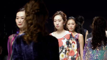 大连时装周丨灵珑玉2020春夏系列发布会《花海》
