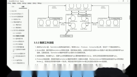 java进阶微服务架构的分布式事务控制解决方案11.双主双从(2m-2s)集群介绍和工作流程说明