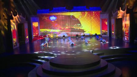 艺术校园小荷花贵州省区《红星闪闪》零捌舞捌舞蹈培训学校