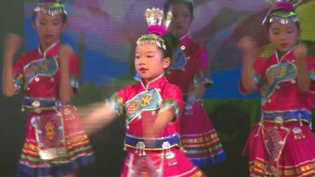 """2019小荷花""""湖南省区《踩茶》岳阳湘阴艾斯舞蹈培训中心"""