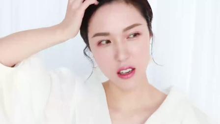 粉色!少女典雅日常化妆粉红春妆教程[复仇-秋秋]201991317208