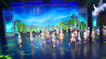 艺术校园小荷花贵州省区《苗朵》一涵艺术培训学校