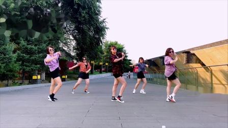 Jay老师原创宝莱坞舞蹈—Chamma Chamma 2019年9月8日 沈阳故宫