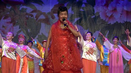 20190916中心台 08 现代舞《中国屹立世界东方》广东客家民间艺术团
