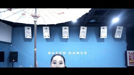 中国舞全日制教练班 郑州中国舞教练培训班 皇后舞蹈考级考证 古典舞《卷珠帘》