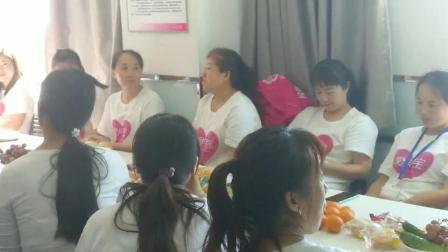 哈尔滨爱月宝月嫂培训班,学员们留着幸福的眼泪!