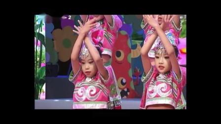少儿舞蹈《追太阳》~西安市爱舞艺术培训学校