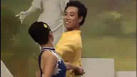 交谊舞-北京平四-十八的姑娘一朵花 小马车 不老的爸爸(杨艺 秦芳芳)_标清