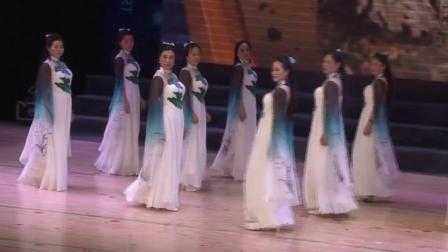 成都东方名媛华阳分会旗袍秀表演《中国茶》