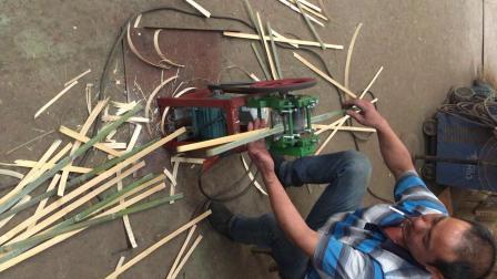 东南竹木机械厂:小型分片机(竹)