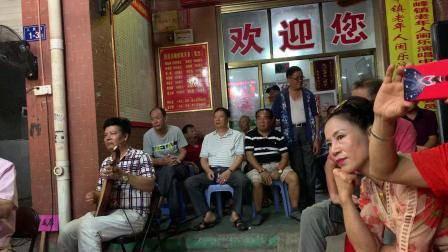 传统闽剧《父教女》选段,演唱者:林翠琪、郑仲豪,主胡:曹建钦,月琴:卓海官