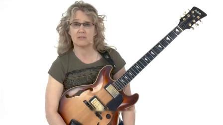 【牛棚日记】Truefire]Sheryl Bailey-Bebop Blues
