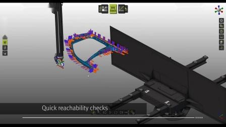 Offline Programming Prima Laser Systemes