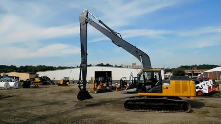 2013年迪尔210G LC长臂挖掘机