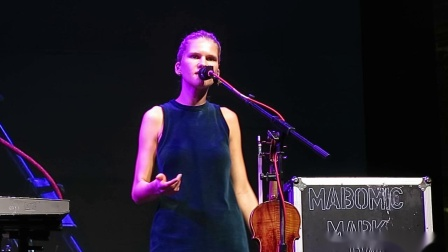 【Strawberry Alice】雪佛兰2019天地世界音乐节:Marrja Nuut & Ruum 爱沙尼亚,2019-09-15 上海虹口区瑞虹天地