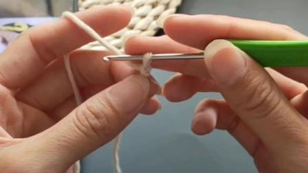 宠物围巾编织教程天天编织超漂亮的手工钩织