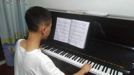 贝多芬第八钢琴奏鸣曲(悲怆)(C小调Op13)第三乐章 2019.09.07