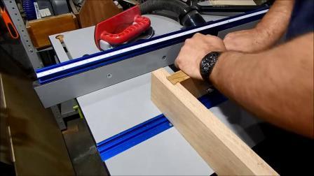 笔记本电脑的橡木桌 Часть 1. Рама на скользящий ла