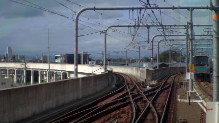 JR西日本・大和路快速→大阪環状線(加茂→大阪)221系電車 2019.9.17