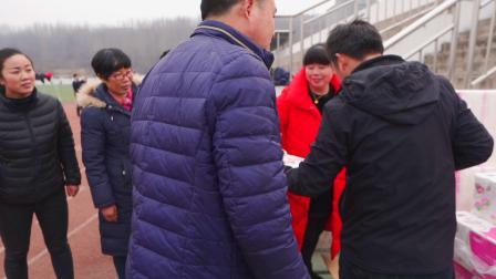 河南省平顶山舞钢市第一高级中学食堂员工春节联欢会