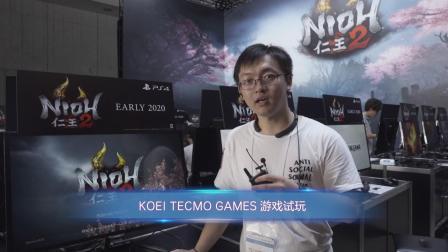PlayStation -- 探秘2019东京电玩展
