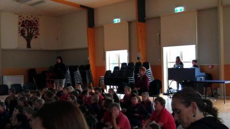 assembly day Tekaha 2