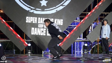 Havensky黑文(w) vs 佟叔-半决赛-Popping1v1-Super Dancing King(SDK)Vol.1