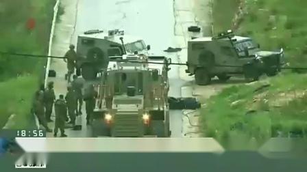 巴以冲突持续,两名巴勒斯坦人被以军打死