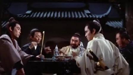 邵氏老经典老电影插翅虎,陈鸿烈演技一绝,可惜再也看不见了。